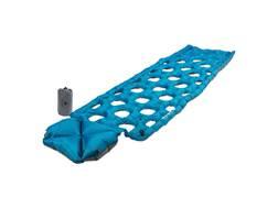 Klymit Inertia O Zone Sleeping Pad Polyester Blue and Gray