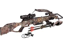 Excalibur Matrix 380 Mad Max Crossbow Package with Tact-Zone Scope Realtree Xtra Camo