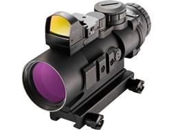Burris AR-536 5x 36mm Prism Sight Ballistic CQ Reticle Matte with FastFire II Reflex Red Dot Sigh...