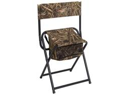 ALPS Outdoorz Steady Plus Folding Stool Steel Realtree Max-5 Camo