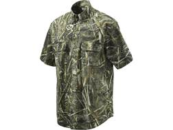 Beretta Men's TM Shooting Shirt 2.0 Short Sleeve Cotton