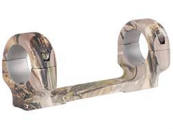 """DNZ Products Game Reaper 1-Piece Scope Base with 1"""" Integral Rings Ruger 10/22 APG Camo Medium"""