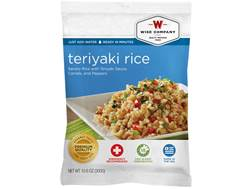 Wise Food Long Term 25 Year 4 Serving Teriyaki & Rice Freeze Dried Food