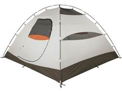 "ALPS Mountaineering Taurus 6 Dome Tent 120"" x 120"" x 72"" Polyester Green and Orange"