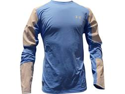 Under Armour Men's UA CoolSwitch Thermocline Hybrid Crew Shirt Long Sleeve Nylon