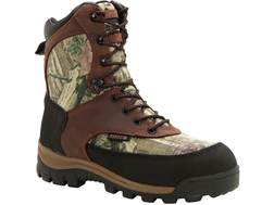 "Rocky Core Hiker 8"" Waterproof 800 Gram Insulated Hunting Boots Leather/Nylon"
