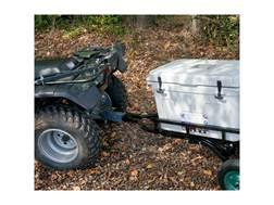 Viking Solutions Tilt-N-Go Game Cart Hitch Adapter Steel Black