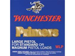 Winchester Large Pistol Primers #7