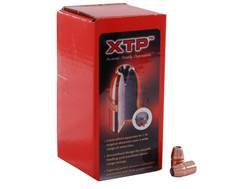 Hornady XTP Bullets 38 Caliber (357 Diameter) 158 Grain Jacketed Hollow Point Box of 100
