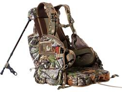 Tenzing TZ TP14 Turkey Pack with Seat Polyester and Nylon Ripstop Mossy Oak Obsession Camo