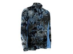 Huk Men's Kryptek Icon 1/4 Performance Shirt Long Sleeve Polyester