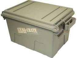 MTM Ammo Crate Polypropylene Army Green