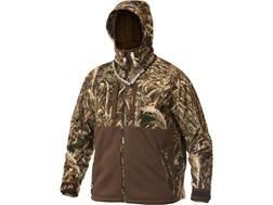 Drake LST Men's Heavyweight Eqwader Deluxe Full Zip Jacket Polyester
