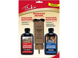 Tink's Power Scrape All Season Deer Scent Kit