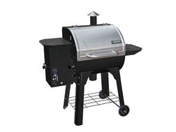 Camp Chef SmokePro DLX Stainless Pellet Grill Black