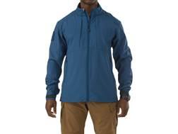 5.11 Men's Sierra Softshell Jacket Polyester Regatta 2XL