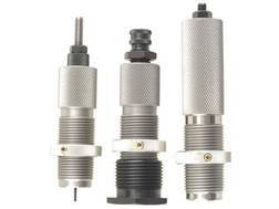 "RCBS 3-Die Set 577 Snider 1""-14 Thread with 1-1/4""-12 Thread Adapter Bushing"