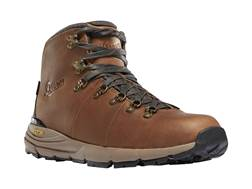 "Danner Mountain 600 4.5"" Waterproof Hiking Boots Full Grain Leather"