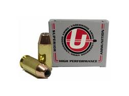 Underwood Ammunition 45 Super 230 Grain Jacketed Hollow Point Box of 20