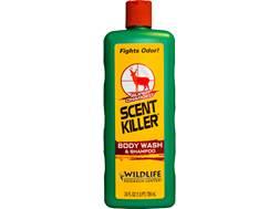 Wildlife Research Center Scent Killer Scent Elimination Body Wash and Shampoo Liquid 24 oz