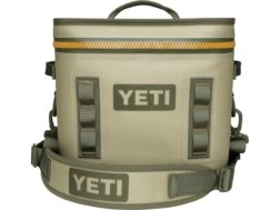 YETI Coolers Flip 12 Soft-Sided Cooler Dryhide Shell Field Tan
