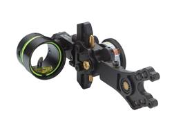 HHA Sports Optimizer Lite King Pin 5519 1-Pin Bow Sight with Rheostat Scope