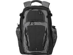 5.11 COVRT18 Backpack 500D and 240D Water Resistant Nylon Asphalt/Black