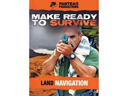 "Panteao ""Make Ready to Survive: Land Navigation"" DVD"