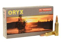 Norma USA American PH Ammunition 6mm XC 100 Grain Oryx Protected Point Box of 20