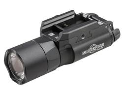 Surefire X300U-B Ultra Weapon Light with T-Slot Mounting Rail LED with 2 CR123A Batteries Aluminu...