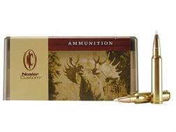 Nosler Custom Ammunition 338 Winchester Magnum 200 Grain AccuBond Spitzer Box of 20