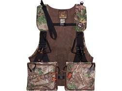 Ol' Tom Time & Motion Strap Turkey Vest Realtree Xtra Green Camo