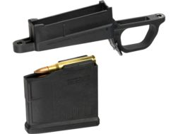 Magpul Hunter 700 Long Action Standard Detachable Magazine Well with Magazine Polymer Black