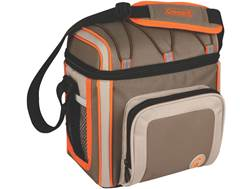 Coleman Active Family 9 Can Convertible Cooler with Removable Liner Brown