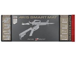 "Real Avid AR-15 Smart Mat 43"" x 16"" Padded Cleaning Mat"