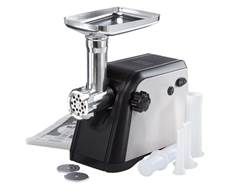 Eastman Outdoors Deluxe Meat Grinder .5 HP Stainless Steel