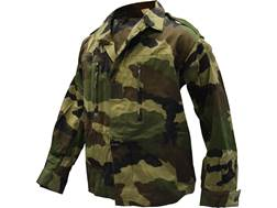 Military Surplus NATO Field Jacket CEC Camo