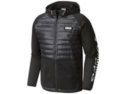 Columbia Men's Terminal Tackle Hybrid Hoodie Polyester Black XL