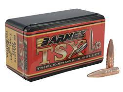 Barnes Triple-Shock X Bullets 284 Caliber, 7mm (284 Diameter) 140 Grain Hollow Point Boat Tail Le...