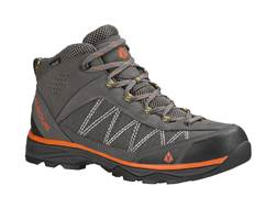 "Vasque Monolith UltraDry 5"" Waterproof Hiking Boots Synthetic and Leather Slate Magnet and White ..."