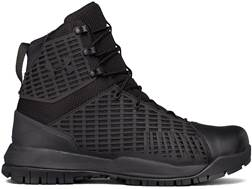 "Under Armour UA Stryker 7.75"" Tactical Boots Leather/Synthetic Men's"