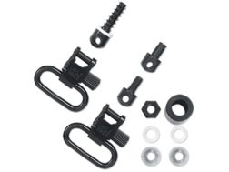 Uncle Mike's Quick Detachable Super Sling Swivel Set Most Pump, Semi-Automatic Shotguns Except Br...