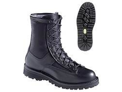 """Danner Acadia 8"""" Waterproof Uninsulated Tactical Boots Leather and Nylon Black 10 EE- Blemished"""