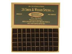 Cheyenne Pioneer Cartridge Box 38 Special Chipboard Pack of 5
