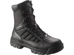 "Bates Tactical Sport 8"" Side-Zip Tactical Boots Leather/Nylon Men's"
