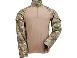 5.11 Men's Rapid Assault Shirt Long Sleeve Cotton/Poly Blend