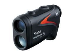 Nikon PROSTAFF 3i Laser Rangefinder 6x 21mm Black/Orange Refurbished