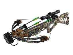 SA Sports Empire Beowulf Crossbow Package with 4x32 Multi-Range Scope NEXT G2 Camo
