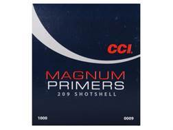 CCI Primers #209M Shotshell Magnum