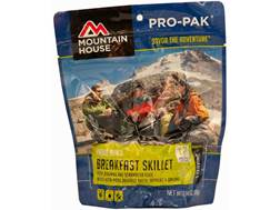 Mountain House Pro-Pak Vacuum-Sealed Breakfast Skillet Freeze Dried Food 3.14 oz